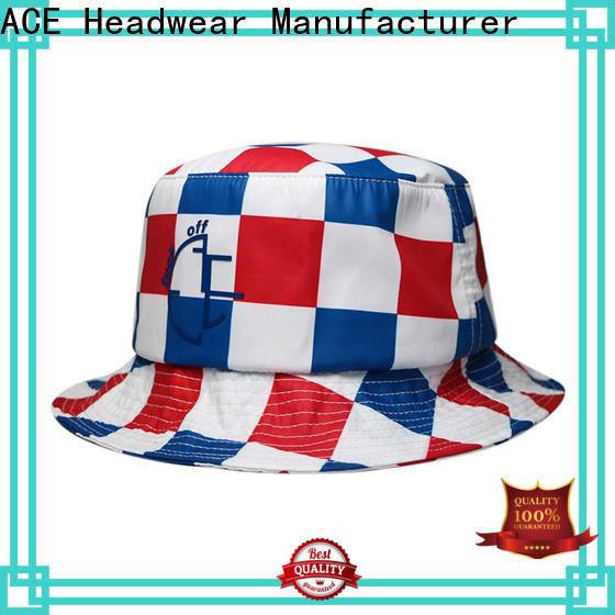 high-quality bucket hat fashion headwear customization for fashion