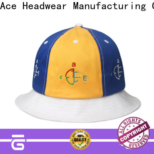ACE on-sale bucket hat bulk production for fashion