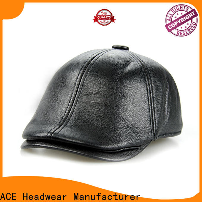Breathable girl beret hats lvy free sample for beauty