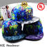 ACE embroidery snapback hat ODM for fashion