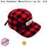ACE high-quality plain snapback hats ODM for fashion