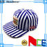 ACE solid mesh snapback cap customization for beauty