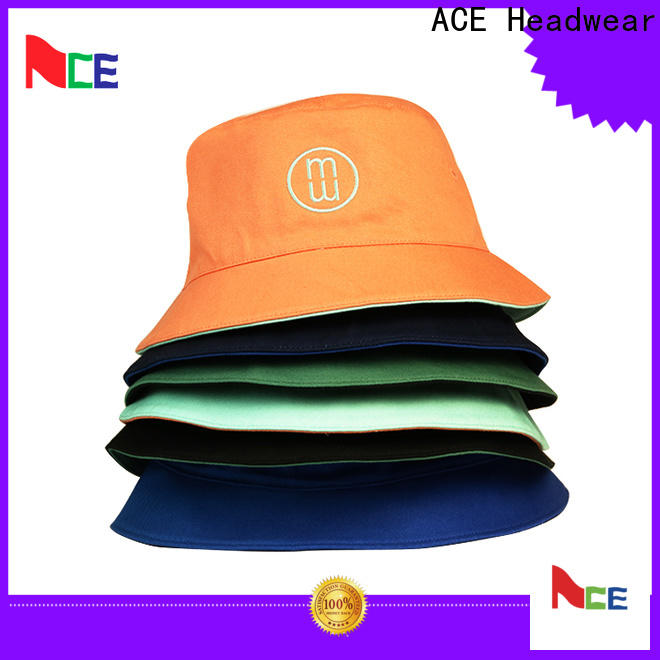 ACE latest polo bucket hat supplier for fashion