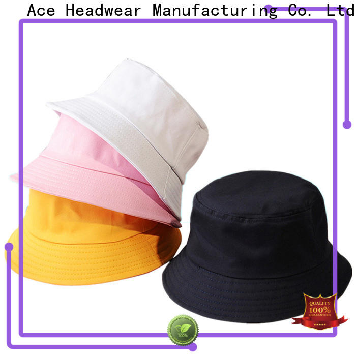 ACE portable cool bucket hats OEM for beauty