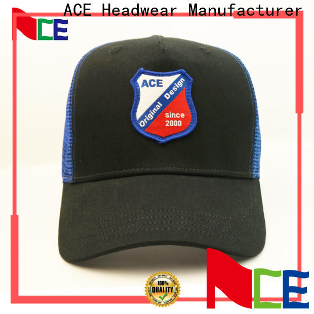 ACE latest mens trucker caps get quote for beauty