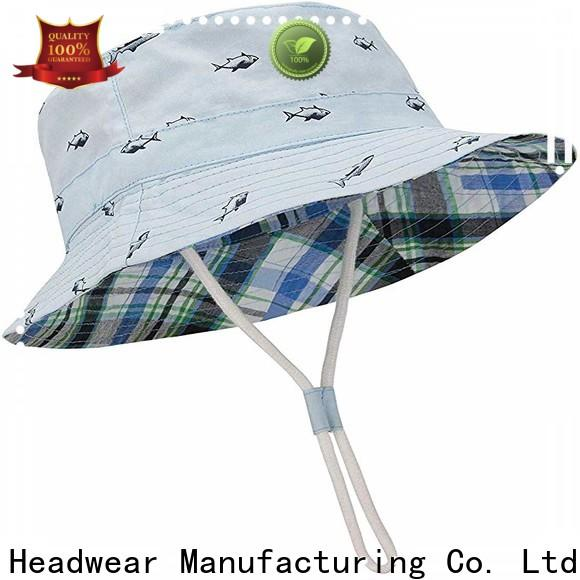 ACE 100 black bucket hat for wholesale for beauty