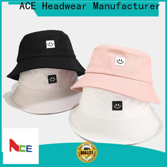 ACE sale bucket hat OEM for fashion