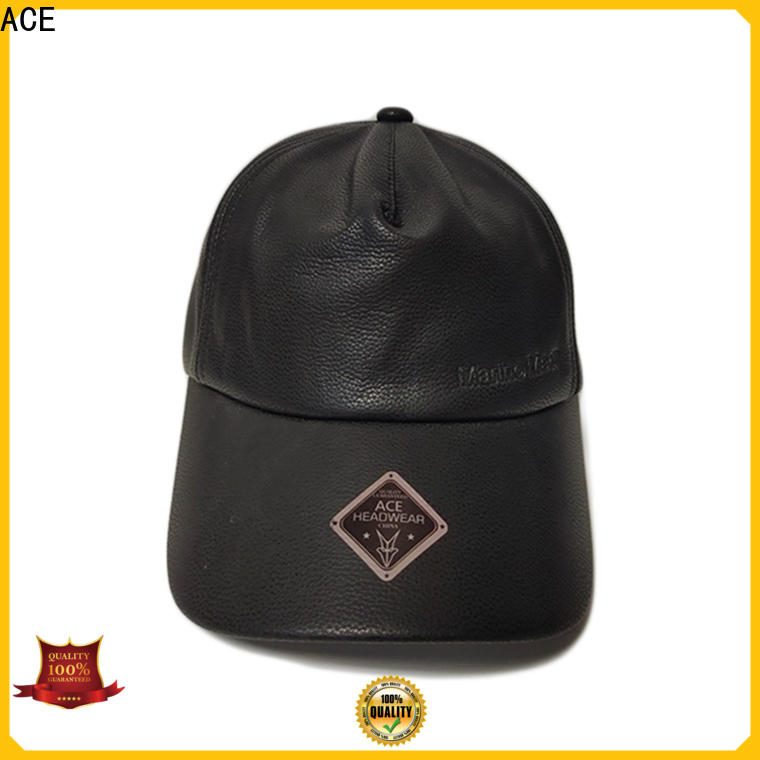 ACE solid mesh womens baseball cap ODM for beauty