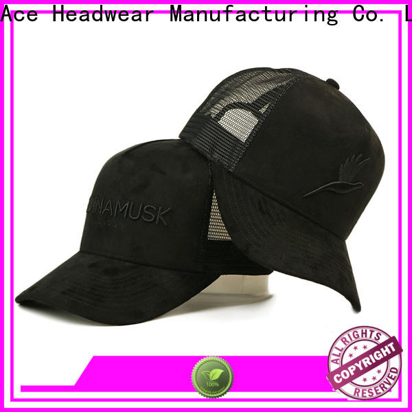 durable white trucker cap flat ODM for fashion