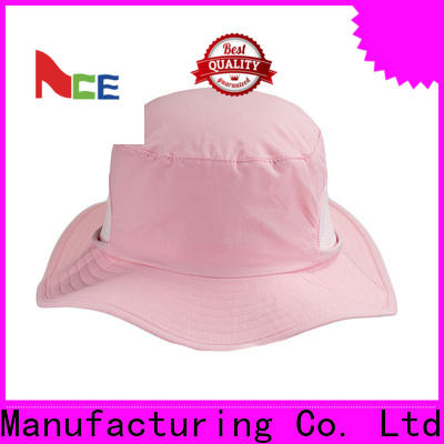 Breathable custom bucket hats 18sscap02 ODM for beauty