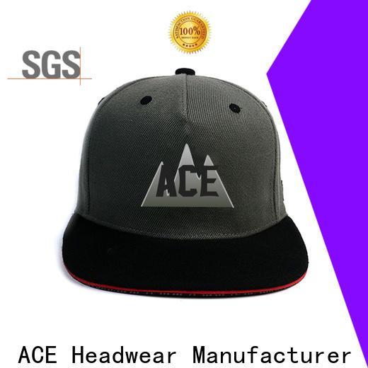 portable bulk snapback hats selling bulk production for fashion
