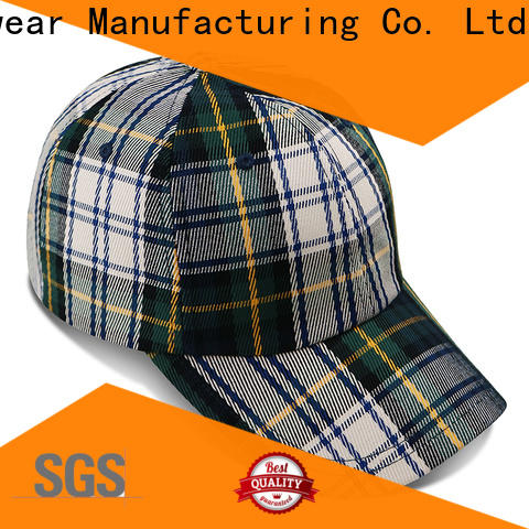 Breathable baseball cap with embroidery stylish free sample for baseball fans