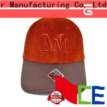 at discount baseball cap collection ODM for beauty
