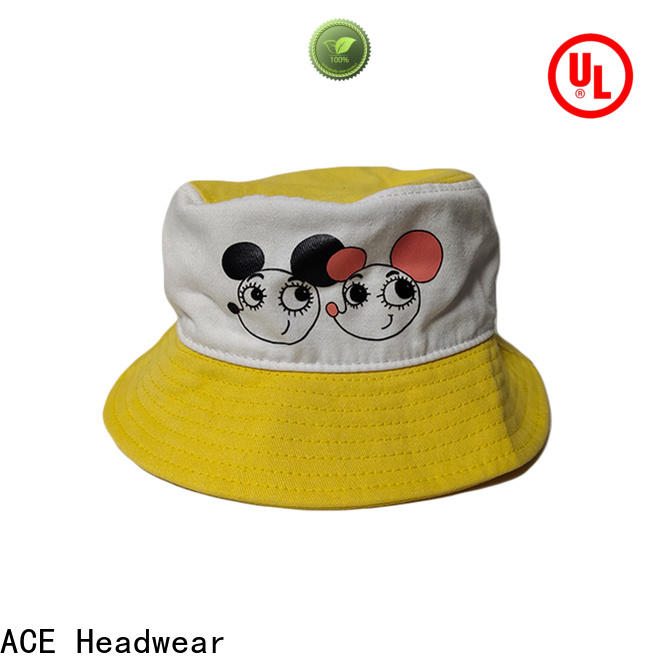 latest bucket hat with string stock customization for fashion