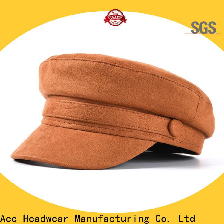 ACE military custom made military caps ODM for fashion
