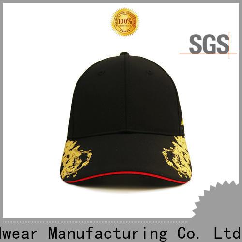 durable white baseball cap sports customization for beauty