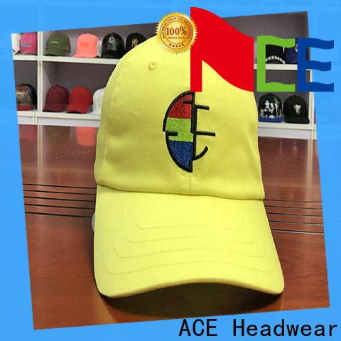 ACE portable dad hat buy now for beauty
