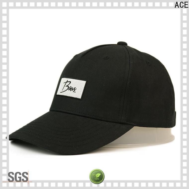 ACE portable green baseball cap buy now for baseball fans