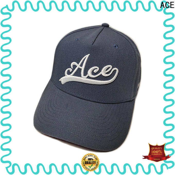 ACE on-sale best mens baseball caps free sample for beauty