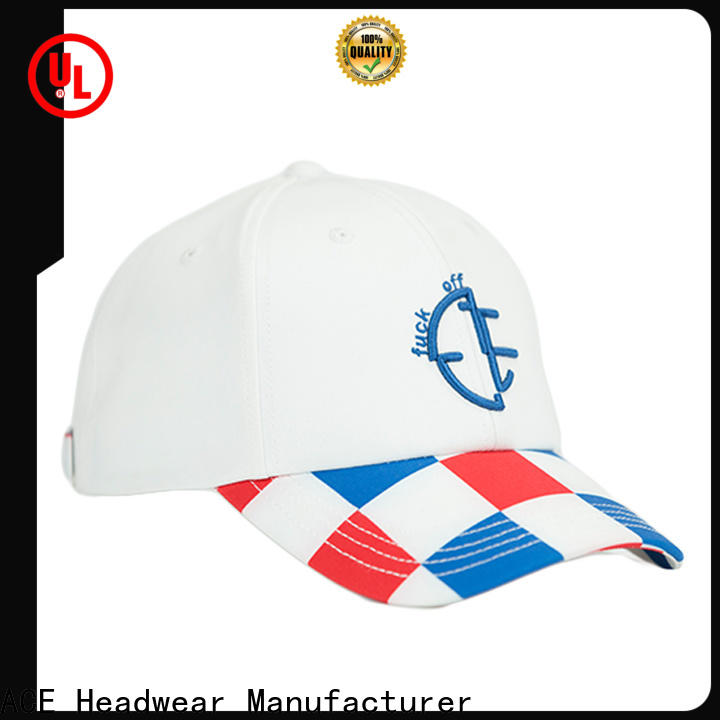 ACE at discount types of baseball caps buy now for baseball fans