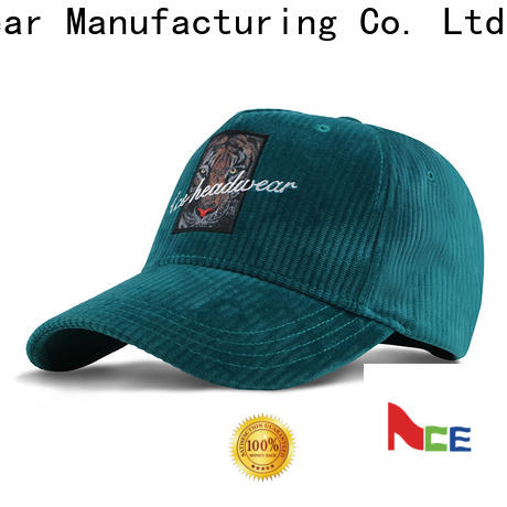 ACE on-sale high profile hat free sample for adult