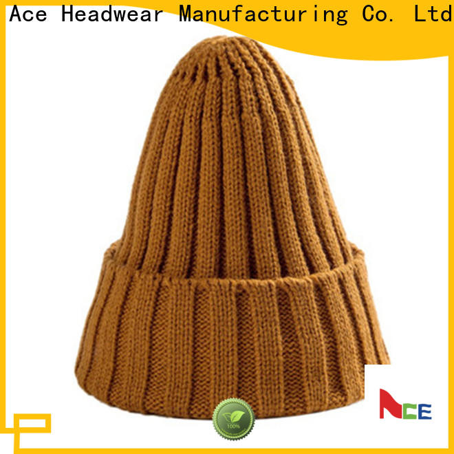 ACE ODM custom made hats near me company for beauty