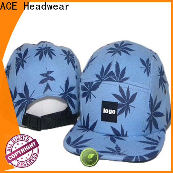 ACE color customized snapbacks supplier for woman