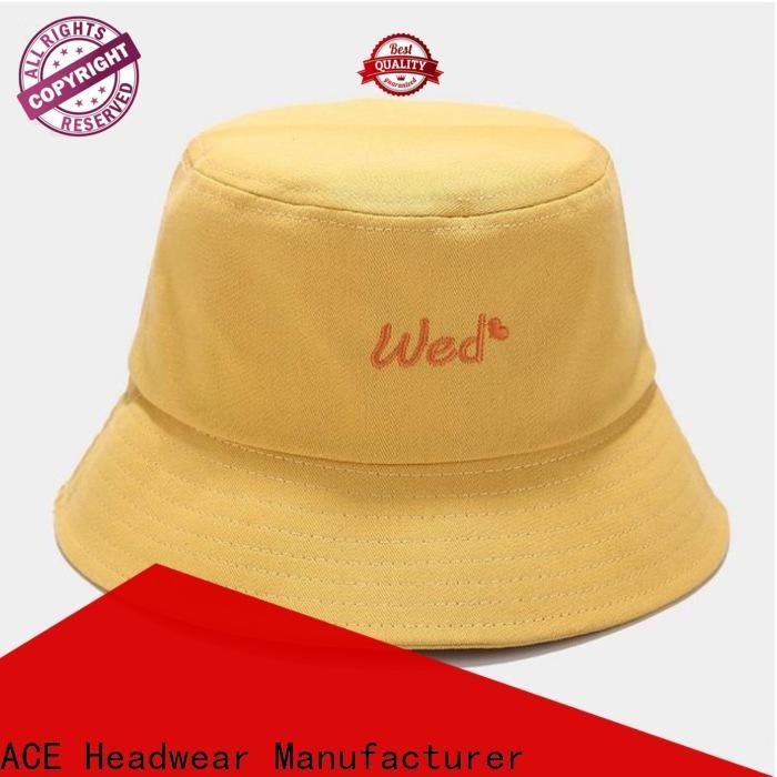 ACE on-sale custom hats near me supplier for man