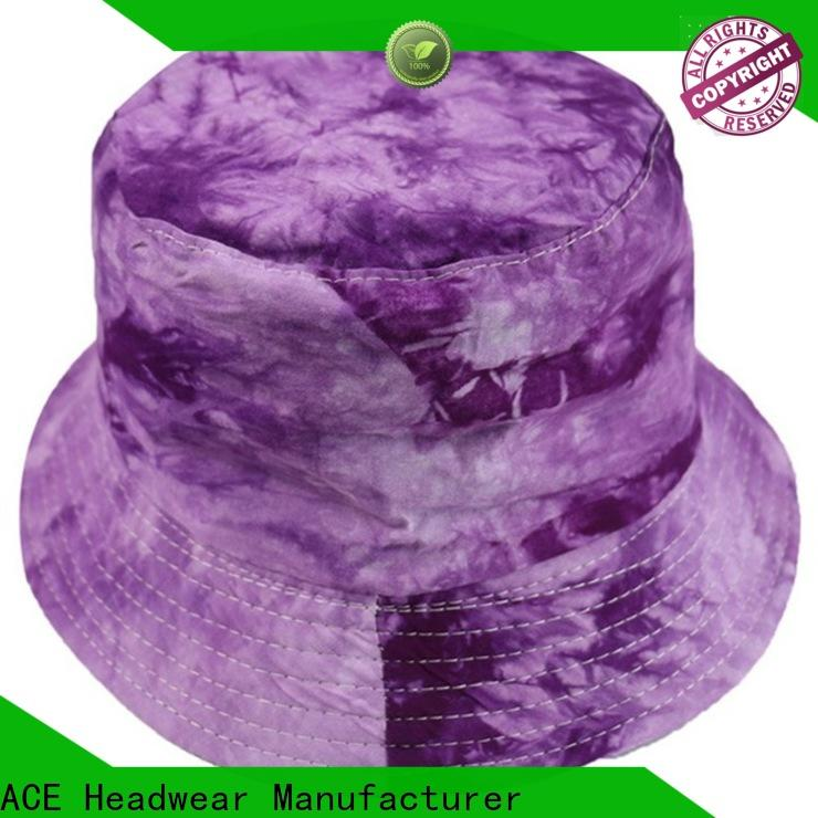 OEM ucla bucket hat sale supplier for man