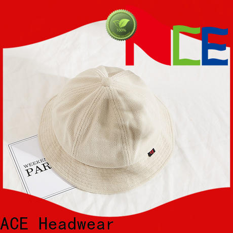 OEM customize bucket hats ace supplier for beauty