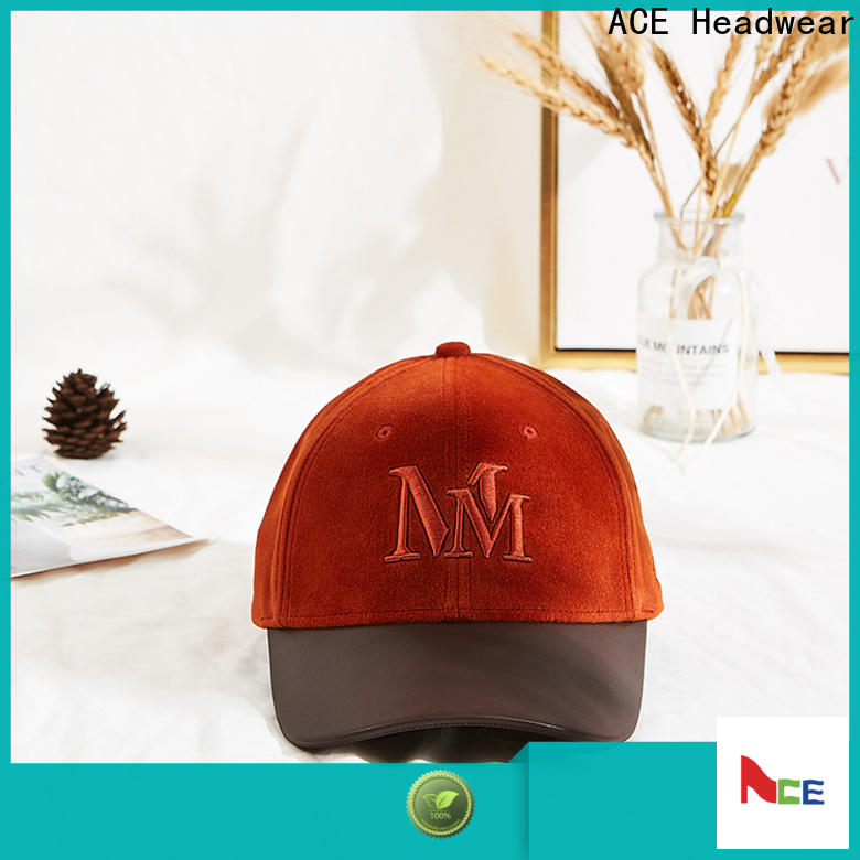 ACE high-quality daddy baseball cap factory for beauty