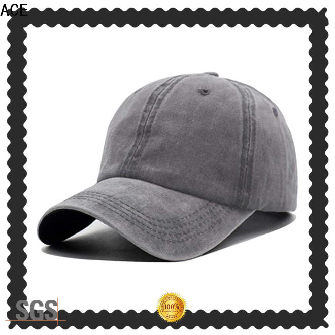 ACE funky truckers baseball cap supplier for kids
