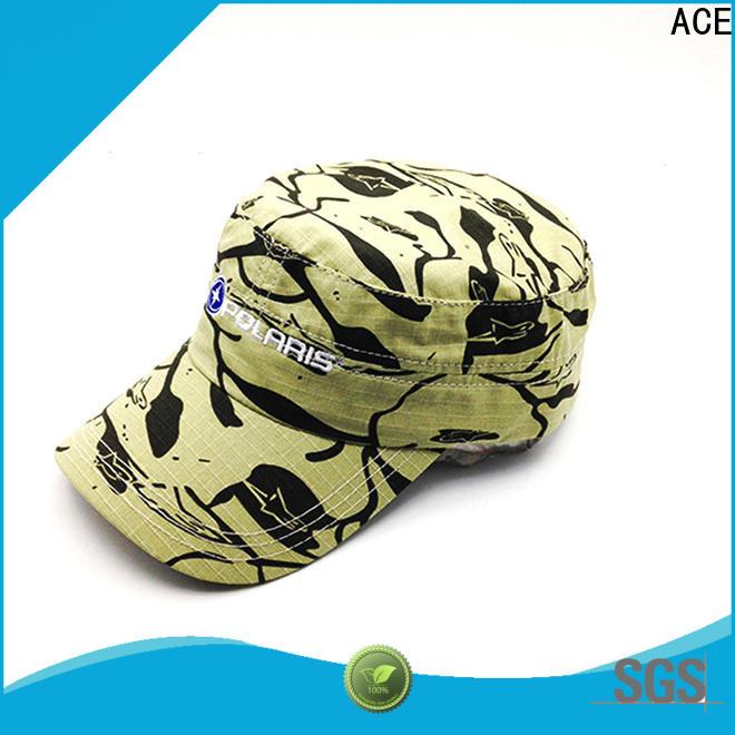 ACE on-sale custom hat manufacturer for wholesale for man