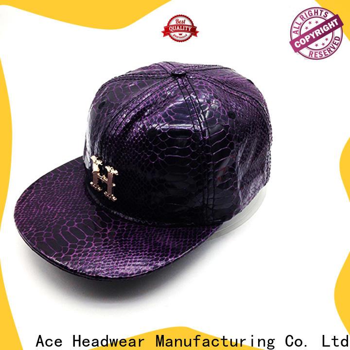 ODM sheepshead hats fabric free sample for man