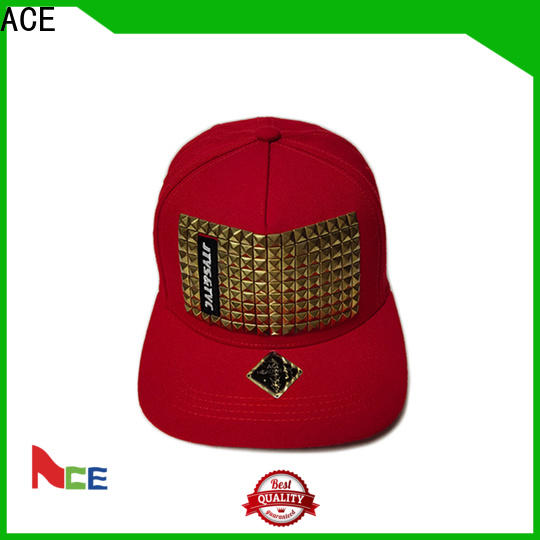 ACE Breathable baby snapbacks hats for wholesale for beauty