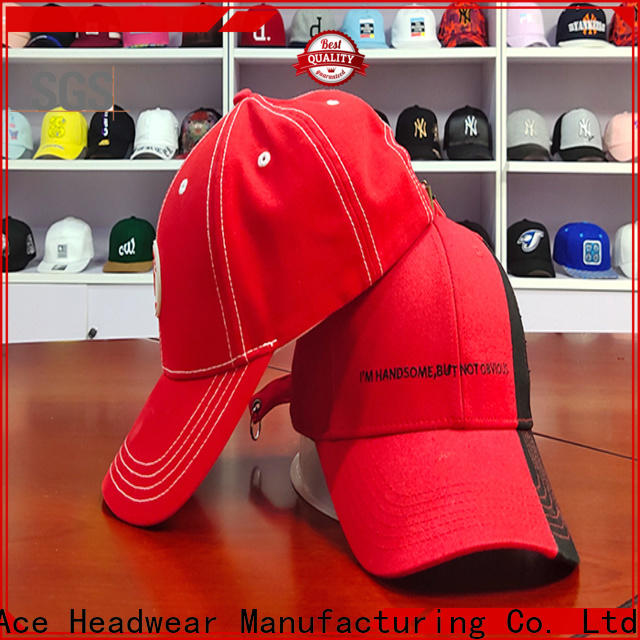 ACE caps polo factory for adult