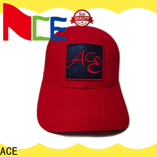 ACE OEM customize golf hats factory for fashion