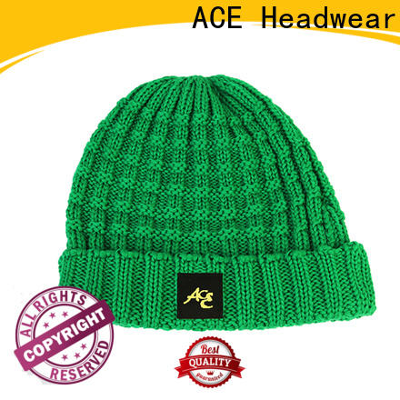 ACE Breathable hats logos manufacturer for fashion