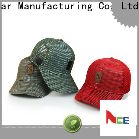 ODM high profile cap cap supplier for adult