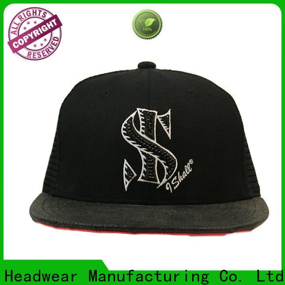 ACE genuine cap hat design for wholesale for Trucker