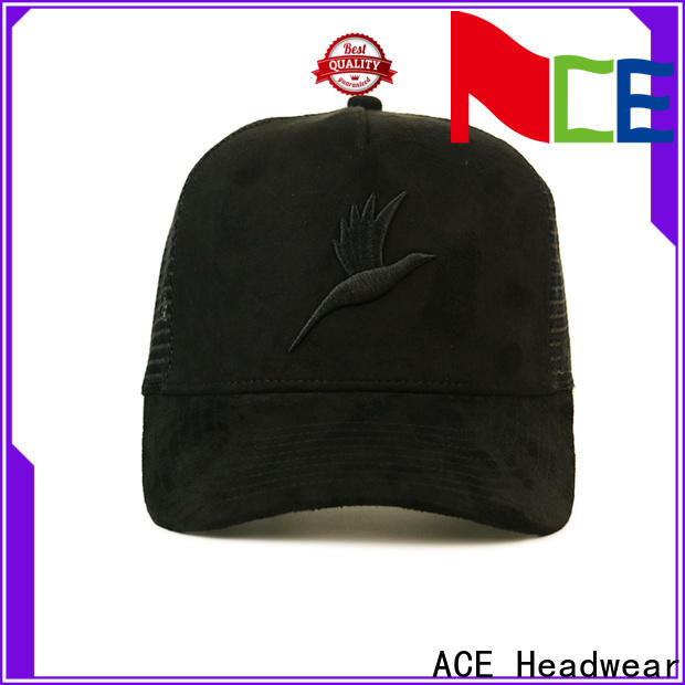 ACE quality custom hat company free sample for adult