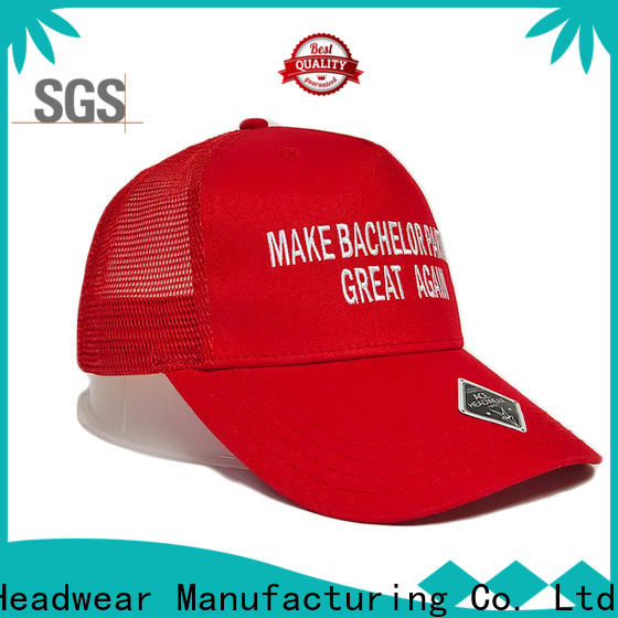 ACE caps best custom trucker hats supplier for man
