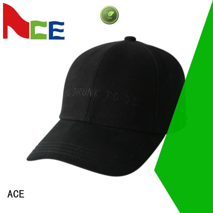 sports plain baseball caps adult for baseball fans ACE
