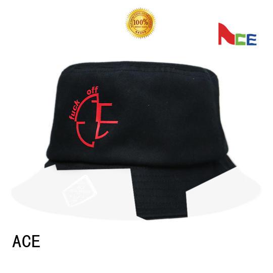 ACE on-sale blue bucket hat supplier for beauty