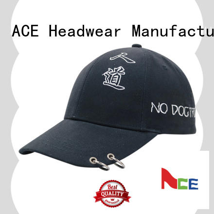 ACE portable yellow baseball cap pink for baseball fans