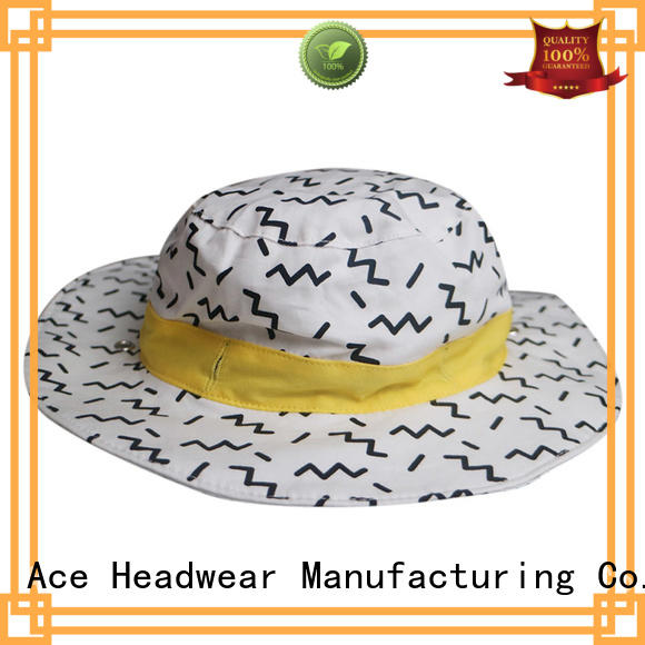solid mesh sports bucket hats ODM for fashion ACE
