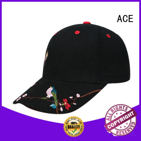 at discount baseball cap with embroidery flat free sample for fashion