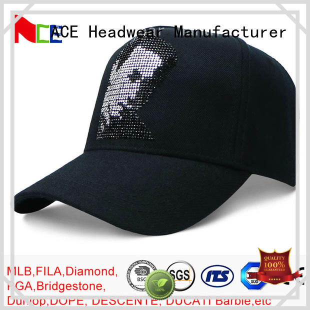 funky fitted baseball caps 3d supplier for baseball fans
