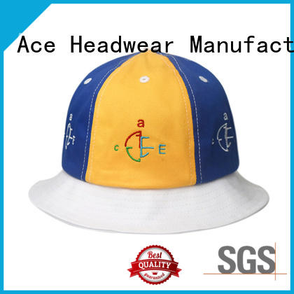 ACE feature bucket hat with string buy now for beauty