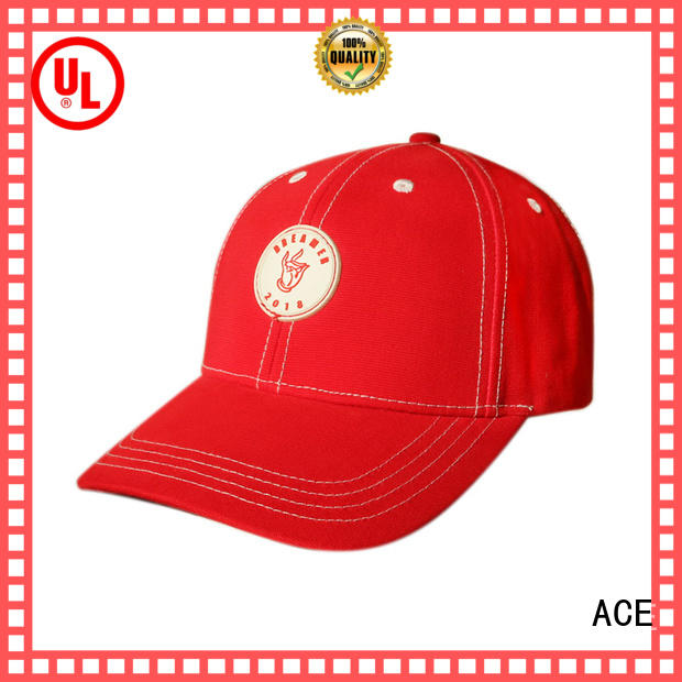 at discount custom baseball caps hats supplier for fashion